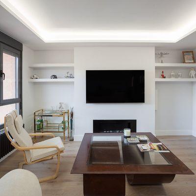 Mueble de TV de pladur