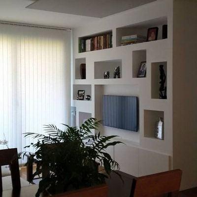 Muebles de TV de pladur