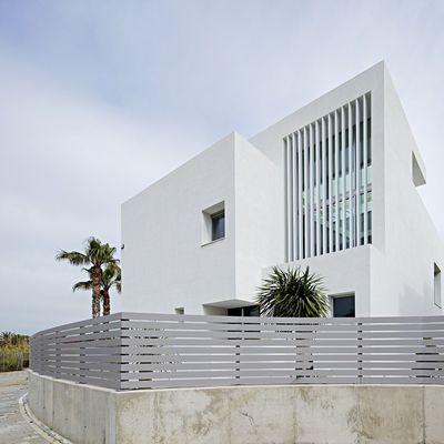 Vallas de aluminio para muros