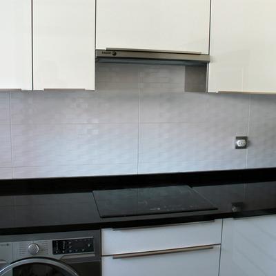 Presupuesto colocar o cambiar encimeras de m rmol online for Marmol negro para cocina