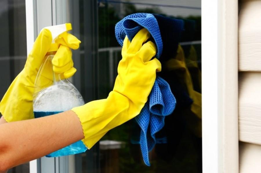 Vestuario específico para limpiezas