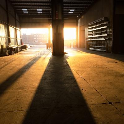 Hacer un espacio diáfano en el garaje