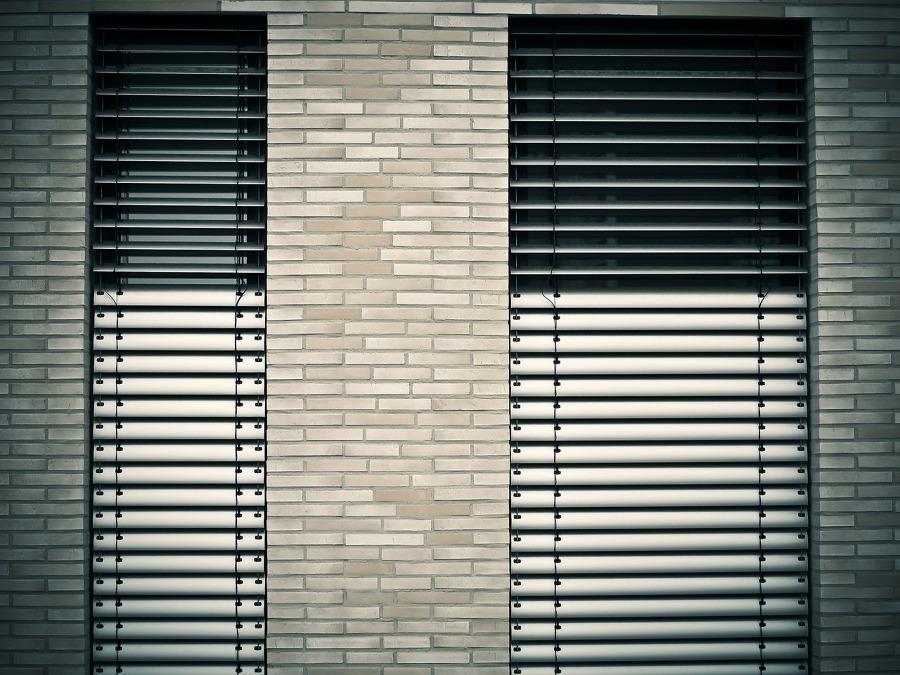 Reparación de persianas de aluminio
