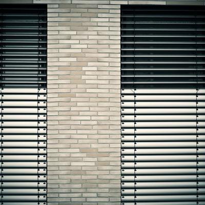 Persianas exteriores de aluminio