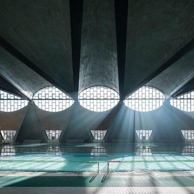 Zona de SPA y piscina