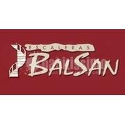 Logo Escaleras Balsán