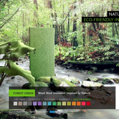 Heraklith Forest Green