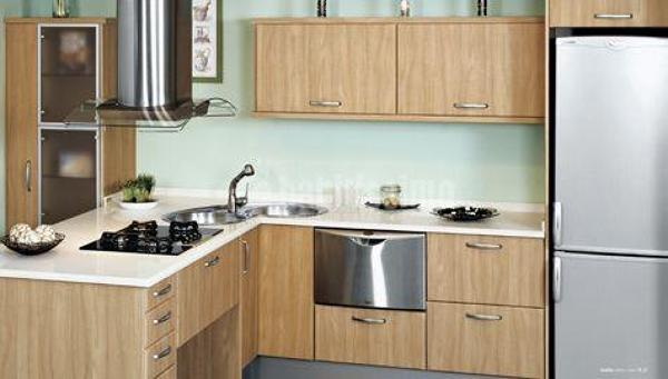 Cocirama - Cocinas color roble ...