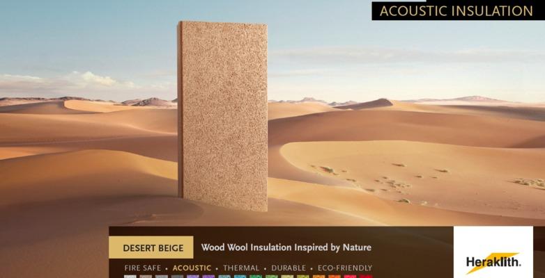 Heraklith Desert Beige