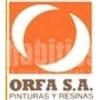 Logo Orfa