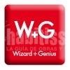 Logo Wizard+Genius