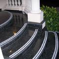 Escalera Tallado Antideslizante
