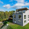 Casa sostenible, ecológica y autosuficiente