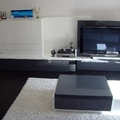 mueble y centro television movible,