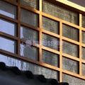 Cerramiento vidrio texturado