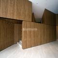 Revestimientos Interiores en MADERA NATURAL