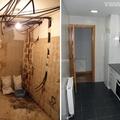 Año 2010. Reforma integral de vivienda por Traber Obras. Madrid, distrito Chamartin.