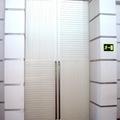 17- Puerta chapa blanca
