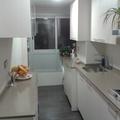 Reforma de cocina con lavadero integrado