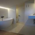 Baño microcemento