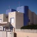 3 viviendas unifamiliares. Puerto de Mazarrón.