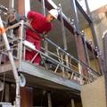 Rehabilitación Fachadas, Andamio Colgante Eléctrico, Andamios Eléctricos