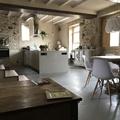 Cocina integrada salón planta baja