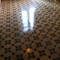 Abrillantado de mosaico