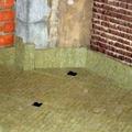 Aislamiento acústico con recrecido en suelo