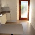 ampliación y reforma de una cocina.