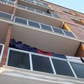Antepechos metálico en terrazas.