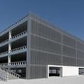 Aparcamiento de 4 plantas (11.000 m2), en Barcelona.