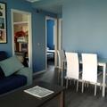 Apartamento en Denia. Comedor