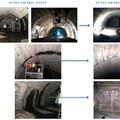 Aplicación en túnel de metro.
