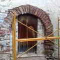 arcada de piedra