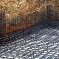 Armadura en cimentación de sótano