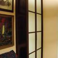 ARMARIO A MEDIDA: WENGÉ - PANEL JAPONES