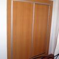 armario corredero enpotrado 2 hojas
