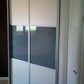 Armario panel japonés cristal
