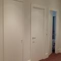 armario y puertas lacadas