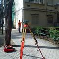 Auscultación de edificio