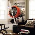 Avión a helice