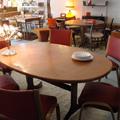 Babia bazar vintage:: una imagen de la tienda en Abril de 2012