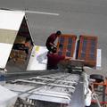 Bajada de muebles con plataforma - 1
