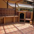 Bancada, horno y barbacoa en Alicante