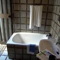 5. bañera antes de la instalación