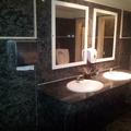 baño de restaurante