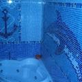 Baño Gresite