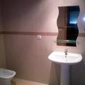 baño sencillo y a la vez moderno