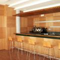 Bar Hotel fusta xapa cirerer